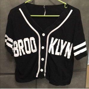 Black Brooklyn Shirt